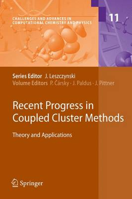 Recent Progress in Coupled Cluster Methods: Theory and Applications - Challenges and Advances in Computational Chemistry and Physics 11 (Hardback)