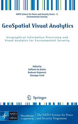 GeoSpatial Visual Analytics: Geographical Information Processing and Visual Analytics for Environmental Security - NATO Science for Peace and Security Series C: Environmental Security (Hardback)