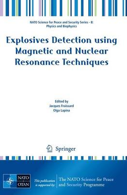Explosives Detection using Magnetic and Nuclear Resonance Techniques - NATO Science for Peace and Security Series B: Physics and Biophysics (Paperback)