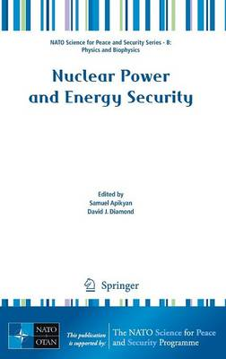 Nuclear Power and Energy Security - NATO Science for Peace and Security Series B: Physics and Biophysics (Hardback)