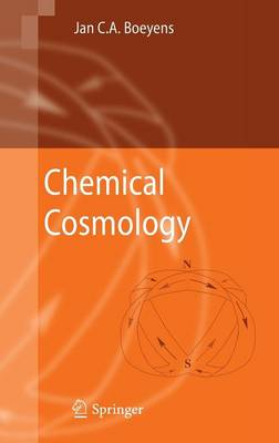 Chemical Cosmology (Hardback)