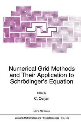 Numerical Grid Methods and Their Application to Schroedinger's Equation - NATO Science Series C 412 (Paperback)