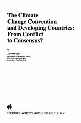 The Climate Change Convention and Developing Countries: From Conflict to Consensus? - Environment & Policy 8 (Paperback)