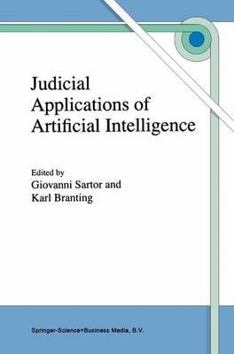 Judicial Applications of Artificial Intelligence (Paperback)