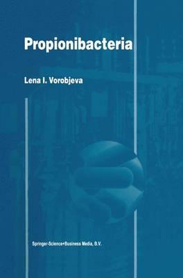 Propionibacteria (Paperback)