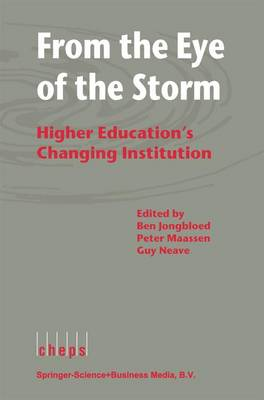 From the Eye of the Storm: Higher Education's Changing Institution (Paperback)