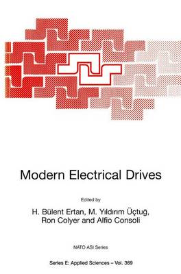 Modern Electrical Drives - Nato Science Series E: 369 (Paperback)