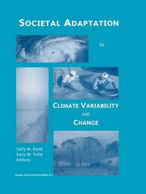 Societal Adaptation to Climate Variability and Change (Paperback)