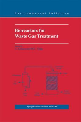 Bioreactors for Waste Gas Treatment - Environmental Pollution 4 (Paperback)