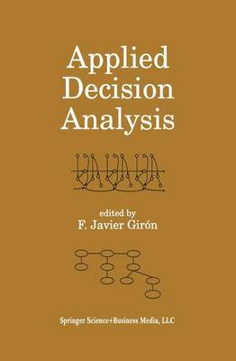 Applied Decision Analysis (Paperback)