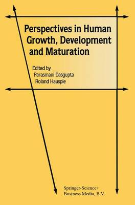 Perspectives in Human Growth, Development and Maturation (Paperback)