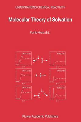 Molecular Theory of Solvation - Understanding Chemical Reactivity 24 (Paperback)