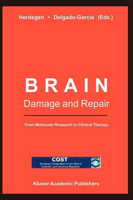 Brain Damage and Repair: From Molecular Research to Clinical Therapy (Paperback)