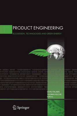 Product Engineering: Eco-Design, Technologies and Green Energy (Paperback)