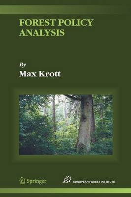 Forest Policy Analysis (Paperback)