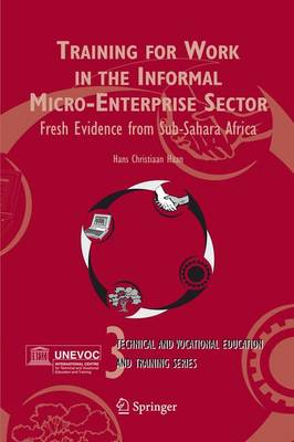 Training for Work in the Informal Micro-Enterprise Sector: Fresh Evidence from Sub-Sahara Africa - Technical and Vocational Education and Training: Issues, Concerns and Prospects 3 (Paperback)