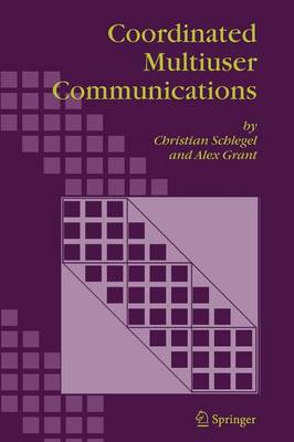 Coordinated Multiuser Communications (Paperback)