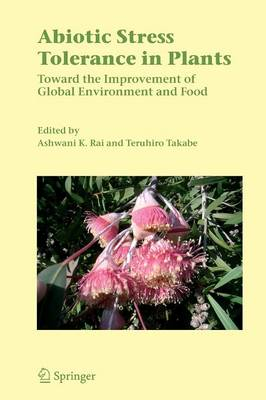 Abiotic Stress Tolerance in Plants: Toward the Improvement of Global Environment and Food (Paperback)