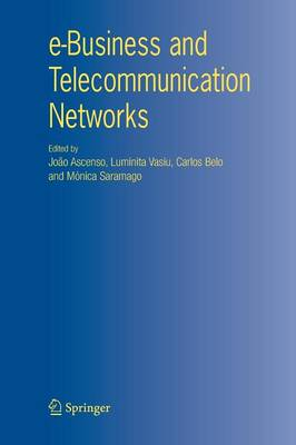e-Business and Telecommunication Networks (Paperback)