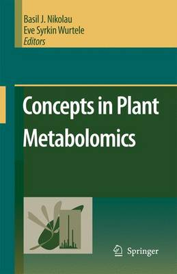 Concepts in Plant Metabolomics (Paperback)