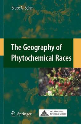 The Geography of Phytochemical Races (Paperback)