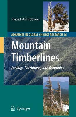 Mountain Timberlines: Ecology, Patchiness, and Dynamics - Advances in Global Change Research 36 (Paperback)