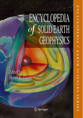 Encyclopedia of Solid Earth Geophysics - Encyclopedia of Solid Earth Geophysics