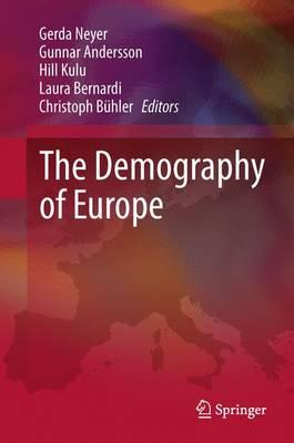 The Demography of Europe (Hardback)