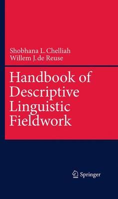 Handbook of Descriptive Linguistic Fieldwork (Hardback)