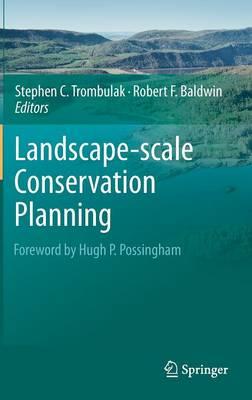 Landscape-scale Conservation Planning (Hardback)