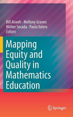 Mapping Equity and Quality in Mathematics Education (Hardback)