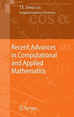 Recent Advances in Computational and Applied Mathematics (Hardback)
