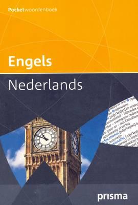 Prisma English-Dutch Pocket Dictionary (Paperback)