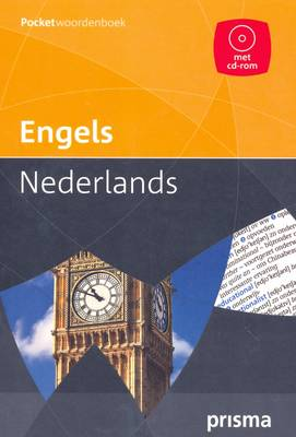 Prisma Pocket English-Dutch Dictionary
