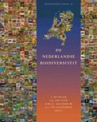 De Nederlandse Biodiversiteit [Dutch Biodiversity] - Natuur van Nederland (formerly Nederlandse Fauna) 10 (Hardback)