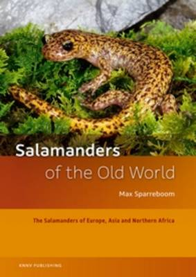 Salamanders of the Old World: The Salamanders of Europe, Asia and Northern Africa (Hardback)