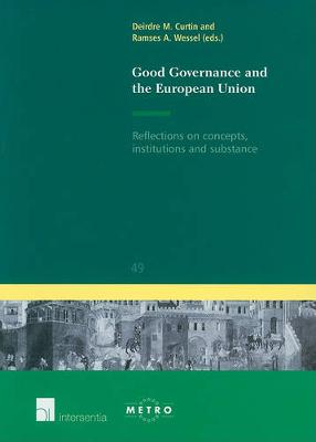 Good Governance and the European Union (Paperback)