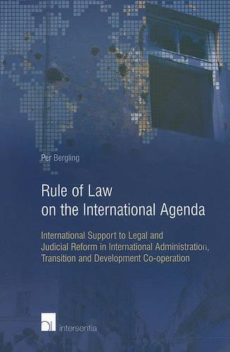 Rule of Law on the International Agenda (Paperback)