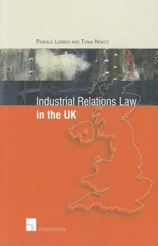 Industrial Relations Law in the UK (Paperback)