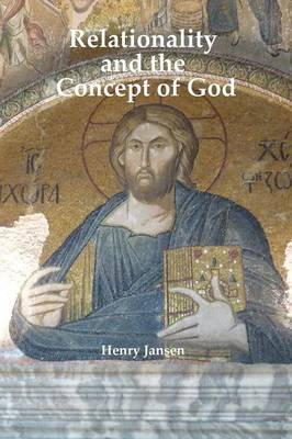 Relationality and the Concept of God - Currents of Encounter v. 10 (Paperback)
