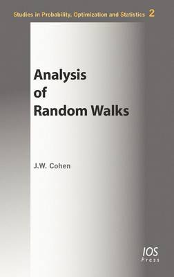 Analysis of Random Walks - Studies in Probability, Optimization and Statistics v. 2. (Hardback)