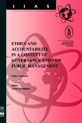 ethics and trustworthiness in the public administration How vulnerability and trust interact during extreme events trustworthiness ethics, 107 public administration review, 56.