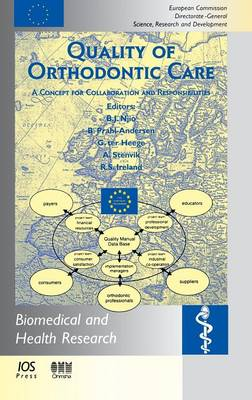 Euro-Qual: European Orthodontic Reference Book - Biomedical and Health Research v. 32. (Hardback)
