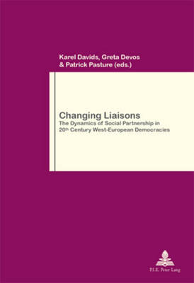 Changing Liaisons: The Dynamics of Social Partnership in Twentieth Century West-European Democracies - Travail & Societe/Work & Society 59 (Paperback)