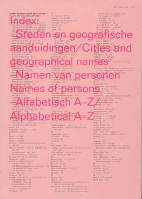 Cities and Eyes: Bronnenboek (Paperback)