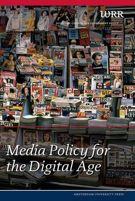 Media Policy for the Digital Age - WRR (Paperback)