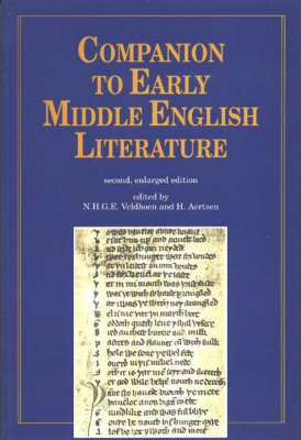 Companion to Early Middle English Literature (Paperback)