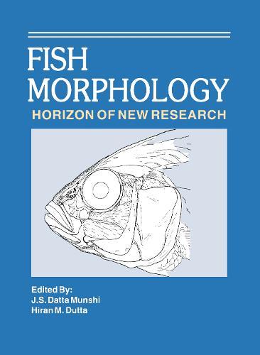 Fish Morphology (Hardback)