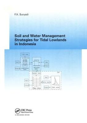Soil and Water Management Strategies for Tidal Lowlands in Indonesia (Paperback)