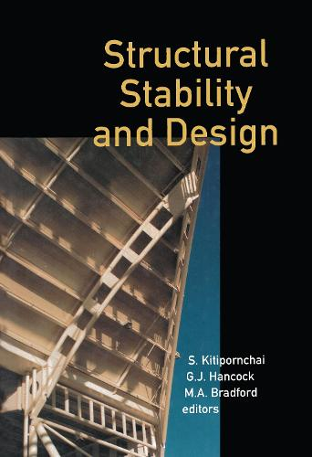 Structural Stability and Design: Proceedings of an international conference, Sydney, 30 October - 1 November 1995 (Hardback)